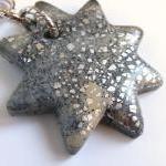 Shining Stardust Keyring in polymer..
